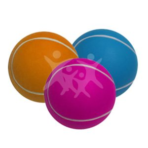 כדור טניס צבעוני