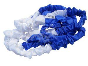 גומיית הפעלה שיתופית - 6 מ' כחול לבן